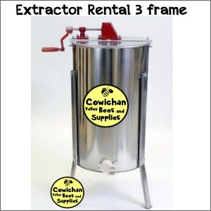 Honey Extractor Rental