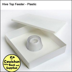 Hive top Feeder - plastic