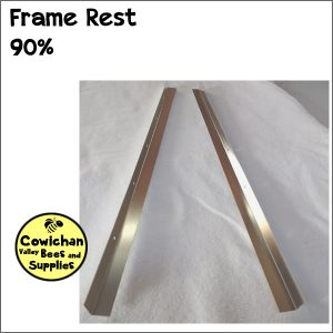 Metal frame rest 90%