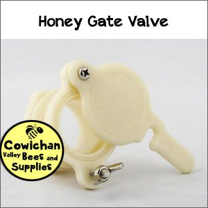 Honey gate valve