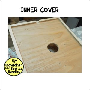 Inner Cover for honey bee colony - Cowichan