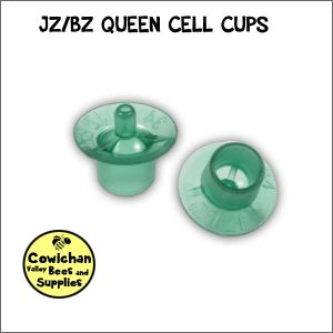JZ BZ Queen cell cups