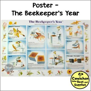 Poster gift for Beekeepers