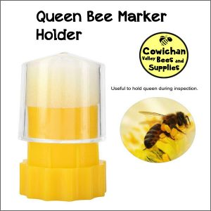 queen bee marking bottle holder