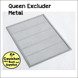 Metal Queen Excluder