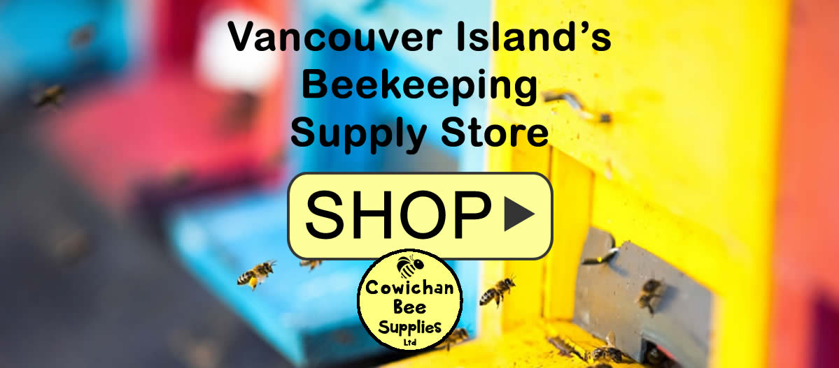 Beekeeping Supplies and Equipment Vancouver Island